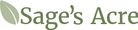 Sage's Acre | Organic, Sustainable, Natural Lifestyle Logo
